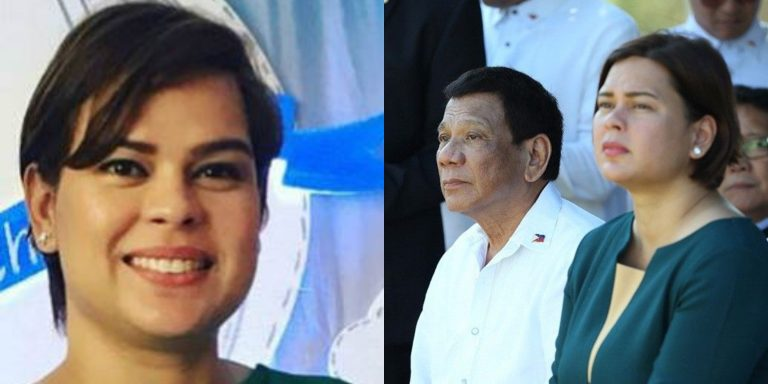 "Isang writer, may sulat para kay Inday Sara Duterte: ""For your children, and for ours, run, Sara, run."""